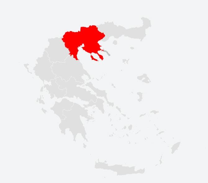 Κεντρική Μακεδονία